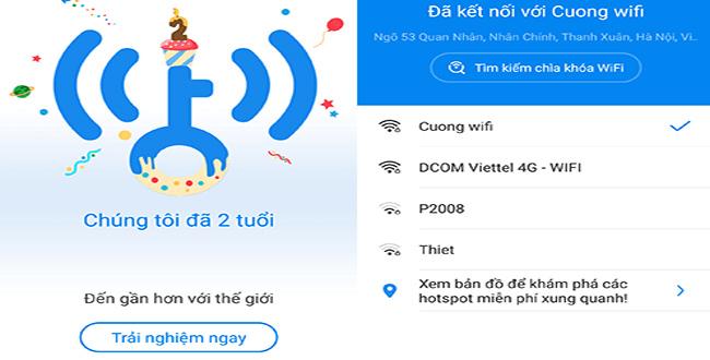 tải wifi chìa khóa vạn năng miễn phí