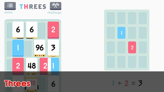threes-top-game-giai-do-hay-tren-mobile