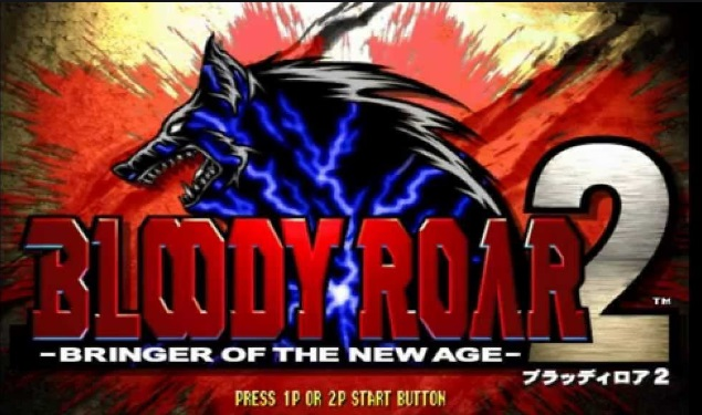 bloody roar tren may tinh pc