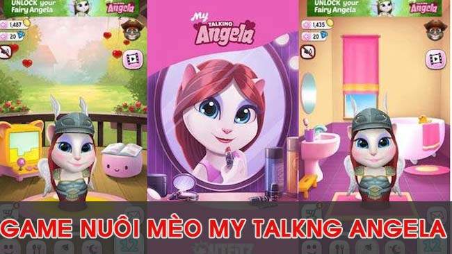 gioi-thieu-game-nuoi-meo-my-talking-angela