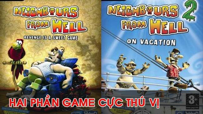 phien-ban-game 1 va 2-neighbours-from-hell