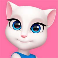 Download Game My Talking Angela