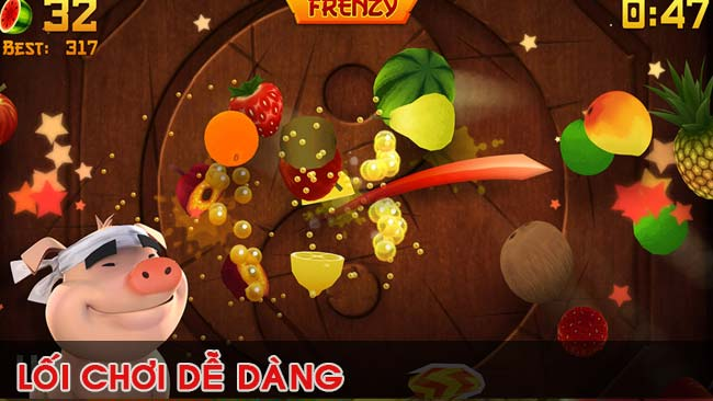loi-choi-cua-game-fruit-ninja