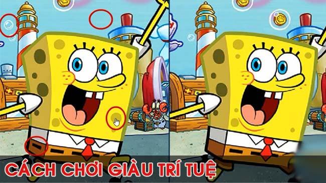 loi-choi-cua-game-tim-diem-khac-nhau