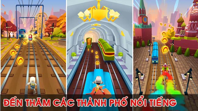 map-trong-game-chay-dua-tren-duong-ray-subway-surfers